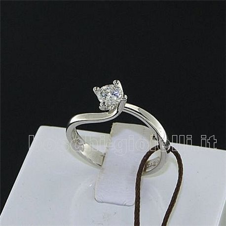 COMETE anb1477 jewel ring solitaire diamond