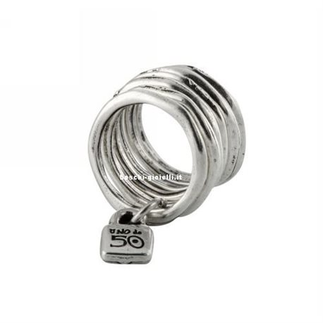 UNO DE 50 ani0057met jewelry ring prisoner
