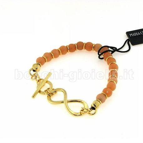 MARIA CRISTINA STERLING b2653 bracelet infinity
