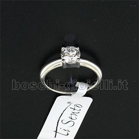 TI SENTO MILANO 1463zi jewelry rings solitaire