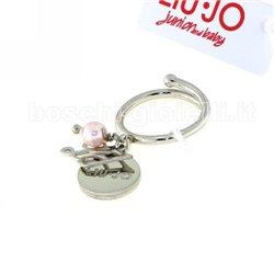 Liu Jo anello bimba blj102 argento
