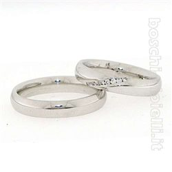 LuiLei bosfed01 jewelry wedding rings
