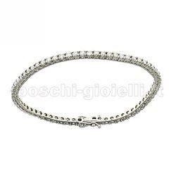 Nostre creazioni bracciale tennis diamanti bosmon3065p3