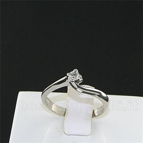 OUR CREATIONS ring solitaire diamond bosmon3275