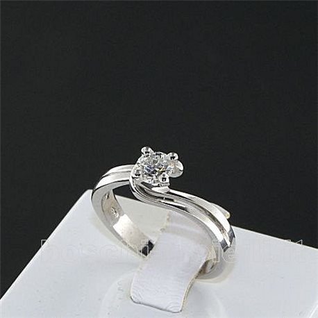 OUR CREATIONS ring solitaire diamond bosmon4341
