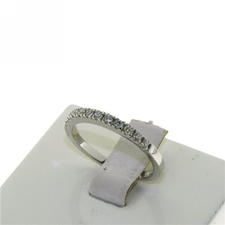 OUR CREATIONS ring riviere collection bosmont4575an0