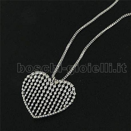 OUR CREATIONS chain with pendent heart love collection bosn864