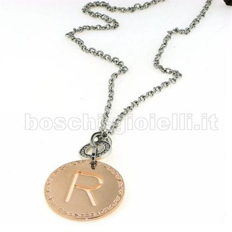 REBECCA bwrkzr18 chain with pendent word collection