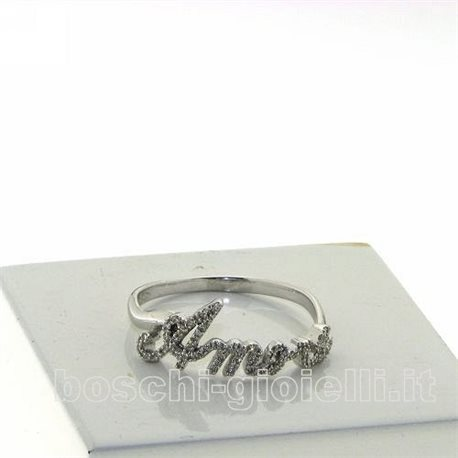 NAME AND PHRASE ring en3-1au jewelry love collection