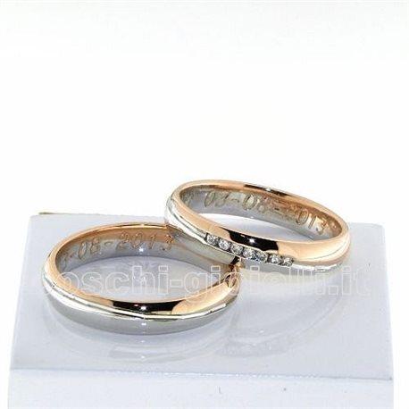 LUILEI f207brd7br jewelry wedding rings
