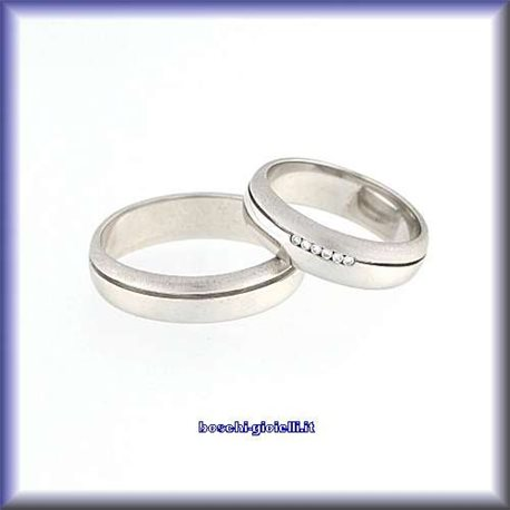 Polello g2141b wedding rings