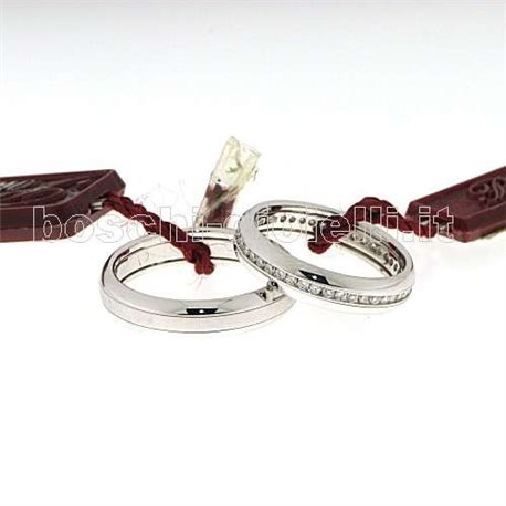Polello g2156db wedding rings