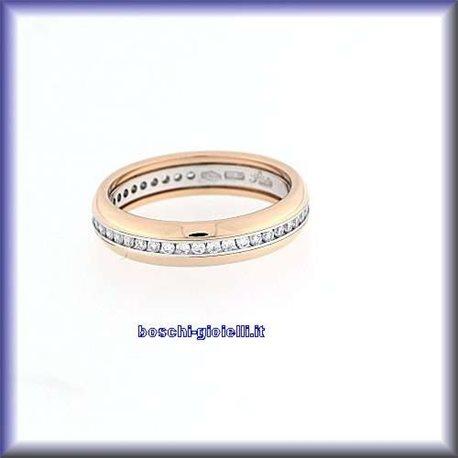 Polello g2156dbr wedding rings