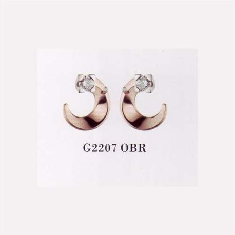 polello g2207obr earrings diamond
