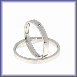 Polello g2237 wedding rings
