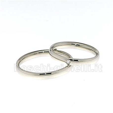 Polello g2430p wedding rings