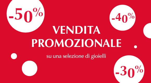 vendita promozionale pandora
