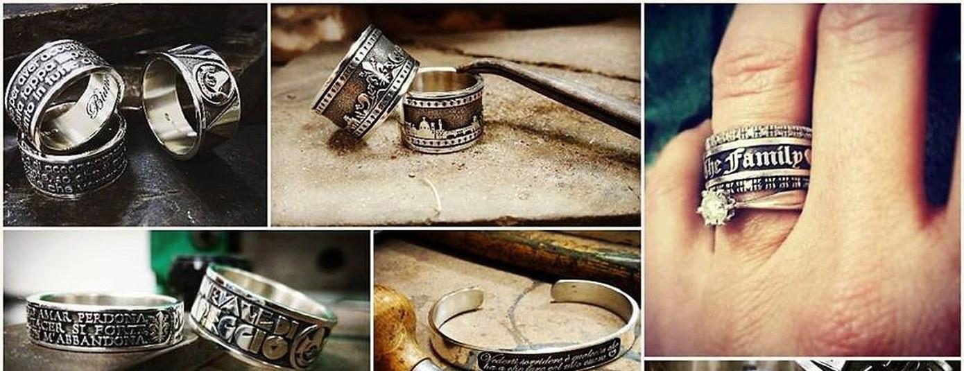 Personalizza il tuo gioiello produzione artigianale